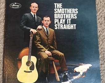 1966 Smothers Brothers Play it Straight