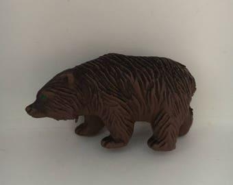 2 vintage Little Brown Bears