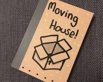 Moving House Organiser