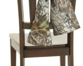 Camouflage Chair Bow tie
