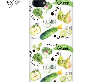iPhone 8 case Vegan Case, iphone 7 plus iPhone SE Case, iPhone 6 plus Case, iPhone 7 Case, iPhone 6 Case, iPhone 8 case iPhone X cover