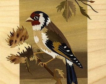 goldfinch inlay