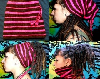 Roots 64 dreads Hat