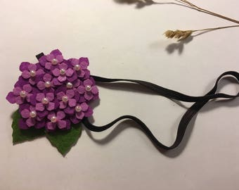"Baby Flower Headband,Just only one,Size:16""-24""."