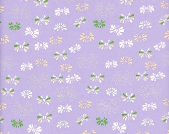 Paper Japanese 42.5x29 cm Chiyogami, purple
