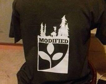 modified modhouse t-shirt