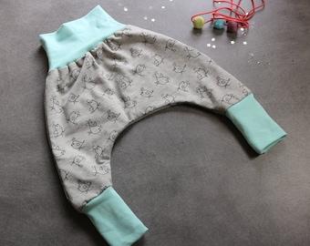 Scalable harem Sweatshirt Oeko-Tex standard material - 3 months