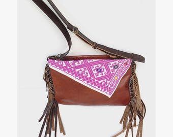 Spanish Cowgirl Fringe Clutch