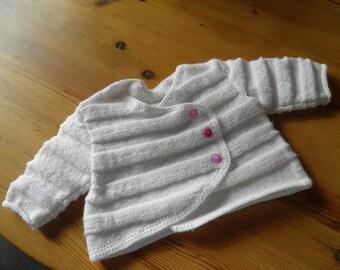 White bra size 3 months