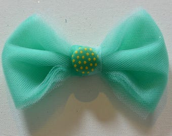Heffalumps and Woozles Teal Bow