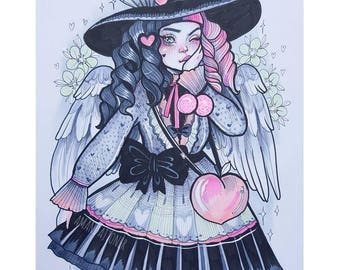 Lolita witch original