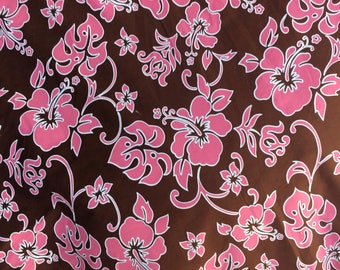 Hawaiian Cotton fabric