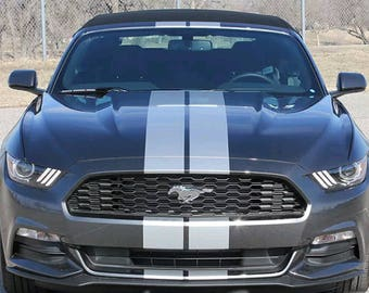 2015-2017 ford mustang rally stripes set