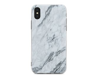 Grey Marble Phone Case,iPhone Case,iPhone 6S,iPhone 7,iPhone 7 Plus,iPhone 5C,SE,5S & Touch 6,Samsung S8,S8 Plus,S7,Galaxy A3,A5,Grey Marble
