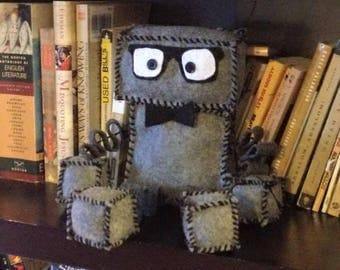 Robot - Stuffed Animal