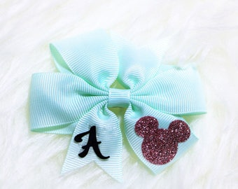 Minnie head and Initial