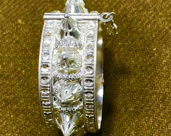 sterling silver Berber bangle