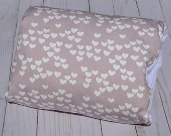 GOTS Certified Organic Cotton Nursing Arm Pillow, Nursing Pillow, Breastfeeding Pillow