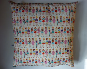 Happy NAPs dolls Cushion cover!