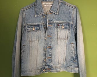 Women's Tommy Hilfiger Denim Jacket - Size M