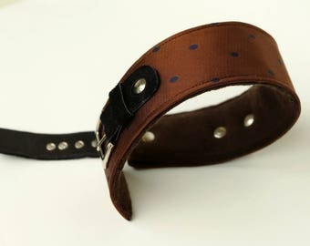 Dog collar/dog collar copper color-dog collar