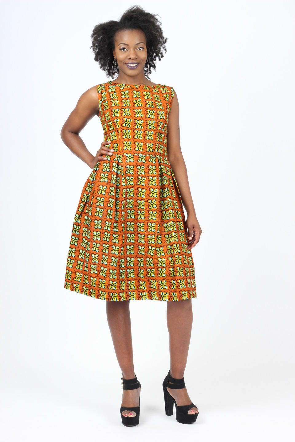 Robe En Pagne Africain Fashion Designs