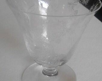 Heisey sherbet glasses