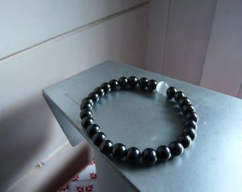 semi precious stones bracelet