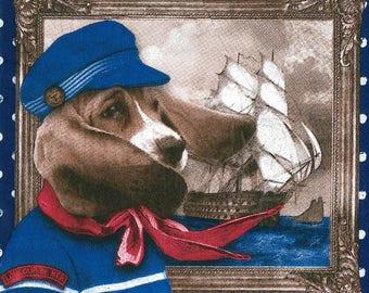 190-dog napkin sailor orval