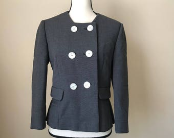 60s Saks Fifth Avenue jacket M