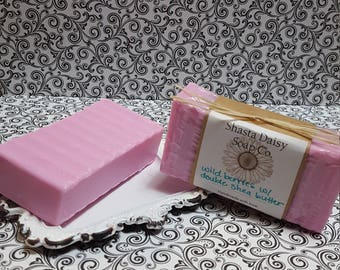 Wild Berries Shea Butter Soap