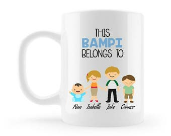 This Bampi Belongs to Mug