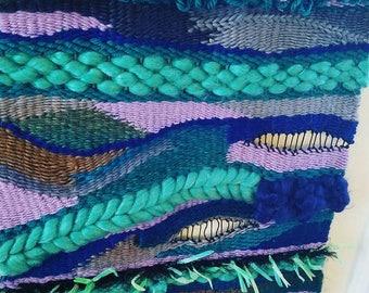 Hand Woven Wall Hanging lg
