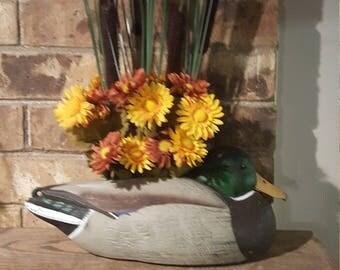 Fall Duck Centerpiece