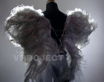 Led angel wings with remote control - Victoria Secret style
