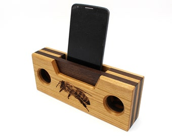 Passive Amplifier for Cell Phones: Insect Image