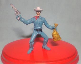 90s Lone Ranger Figure Chap Mei H.K.