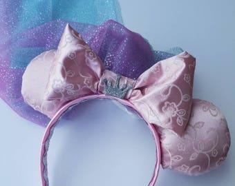 Minnie Ear Headband - Princess