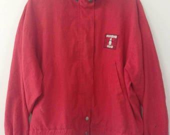 Vintage Grand slam Munsingwear Sport Jacket | windbreaker | Size M
