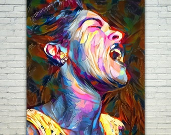 Billie Holiday - Billie Holiday Poster,Billie Holiday West Art,Billie Holiday Print,Billie Holiday Poster,Billie Holiday Merch,Billie