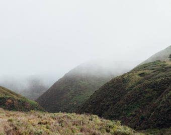 Los Osos, California Travel Photograph, Landscape Print