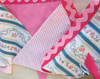 Colorful Bunting Banner