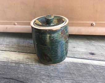 Ceramic Jar with Lid