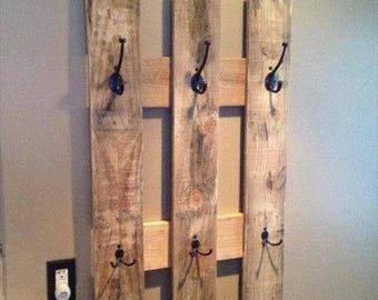 Wooden Coat Rack / Hanger