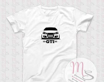 Volkswagen Golf GTI T-Shirt, Perfect for any GTi Lover!  TShirt, Top, VW Golf GTI, VWGroup