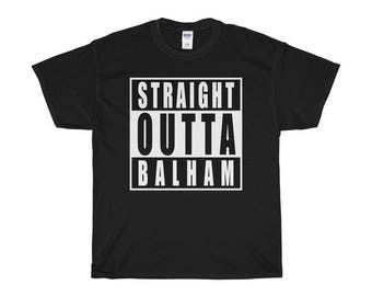 Straight Outta Balham T-Shirts/Sweaters/Hoodies