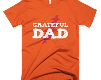 Grateful Dad 01 Short-Sleeve T-Shirt