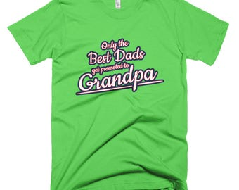 Only the best dads 01 Short-Sleeve T-Shirt