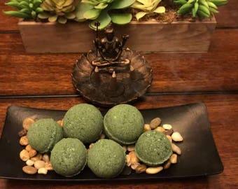 eucalyptus mint bath bomb 8 pack