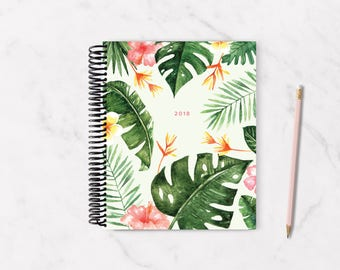 Fertility in Focus 2018 IVF Planner: Tropical Floral